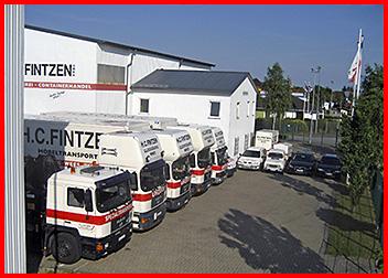 Spedition möbeltransport  H.C. Fintzen – Möbeltransporte, Lagerraum und Maritime ...